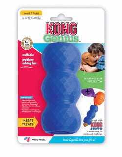 KONG ® Genius Mike Rubber Dog Toy