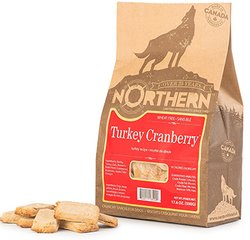 Northern Wheat Free Turkey and Cranberry Dog Biscuits
