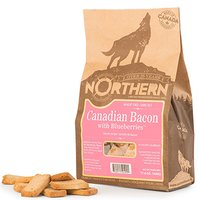 Northern Wheat Free Canadian Bacon Dog Biscuits