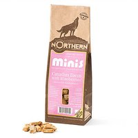 Northern Canadian Bacon with Blueberries Wheat Free Minis Dog Treats