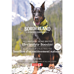 Borderland Free Range Chicken Electrolyte Booster 591ml