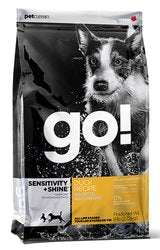 Go! Solutions Skin & Coat Duck Recipe for Dogs 3.5lb