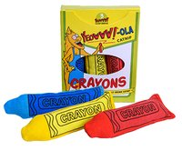 Yeowww!-OLA Catnip Filled Crayon cat toys