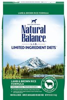 Natural Balance Dog LID Lamb 26lb