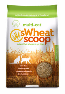 Swheat Scoop® Multi-Cat Litter