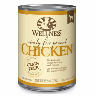Wellness ® Ninety-Five Percent Chicken (95%) Mixer or Topper