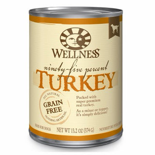 Wellness ® Ninety-Five Percent Turkey (95%) Mixer or Topper