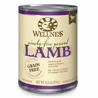 Wellness ® Ninety-Five Percent Lamb (95%) Mixer or Topper