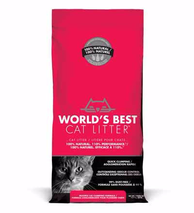 World Best Cat Litter Multicat