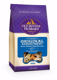 Old Mother Hubbard Classic Original Assorted Mini
