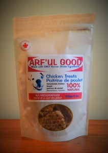 Arful Good Chicken Treats