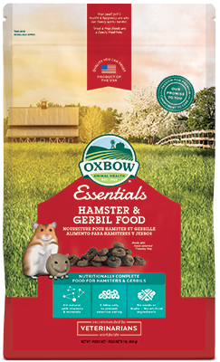 Oxbow Essentials - Hamster-Gerbil 1lb