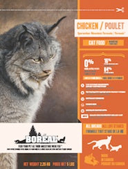 Boreal Chicken Cat 2.26kg