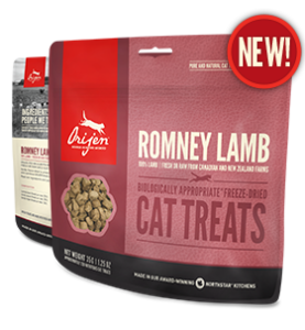 Orijen Romney Lamb Cat Treats 35G