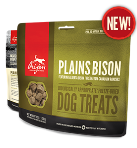Orijen Plains Bison Dog Treats