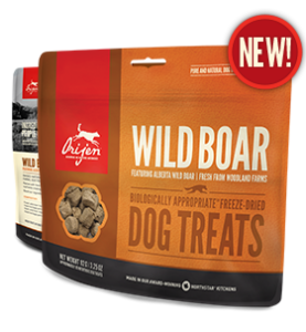 Orijen Wild Boar Dog Treats