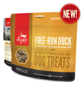 Orijen Free-Run Duck Dog Treats