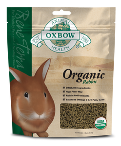 Oxbow Organic - Rabbit 3lb