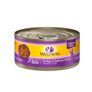 Wellness Grain Free Turkey & Salmon Pate Cat Canned