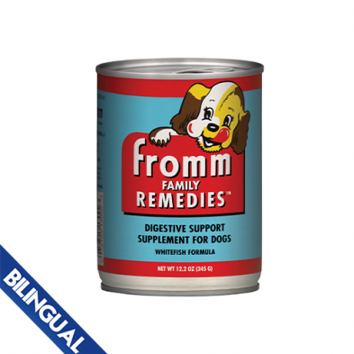FROMM® REMEDIES WHITEFISH FOR DOGS 12.2 OZ