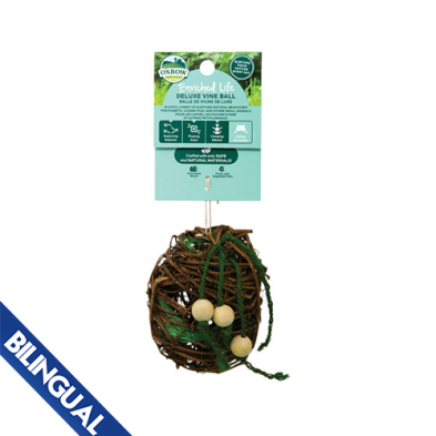 OXBOW ANIMAL HEALTH™ ENRICHED LIFE DELUXE VINE BALL