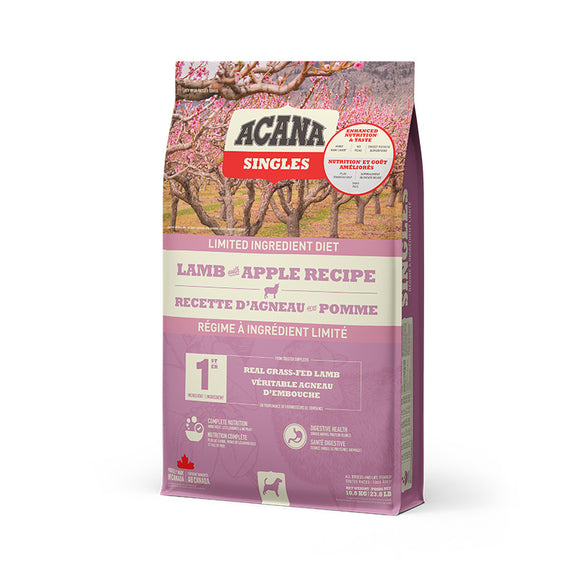 Acana Lamb with Apple Recipe