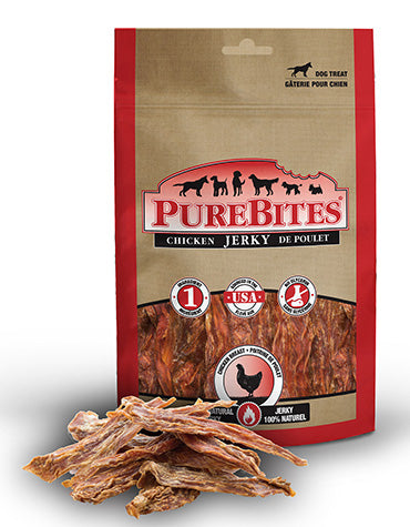 Purebites Chicken Jerky