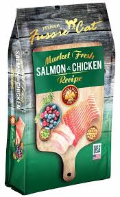 Fussie Cat Salmon and Chicken