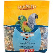 Sunseed Vita Parrot