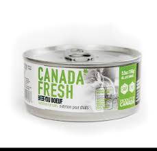 Canada Fresh Cat Food Beef