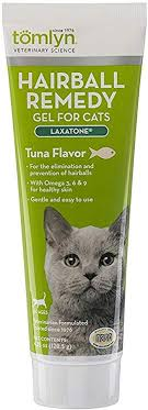 Tomlyn Hairball Remedy Tuna
