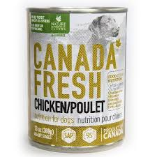 Canada Fresh Chicken Dog 13oz