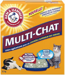Arm and Hammer Multicat