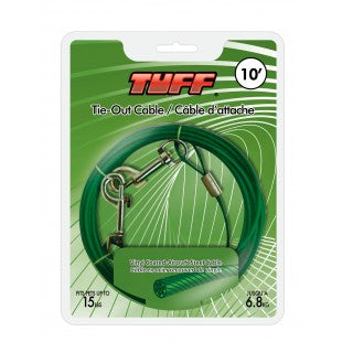 Tie-Out TUFF 10 Cable - Tiny