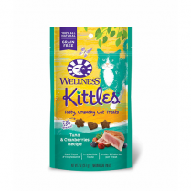 WELLNESS® KITTLES™ TUNA & CRANBERRIES CAT TREAT 2 OZ