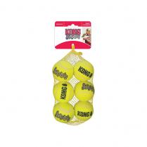 KONG® SQUEAKAIR® BALLS MEDIUM (6 PACK)