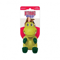 KONG® WIGGI™ ALLIGATOR