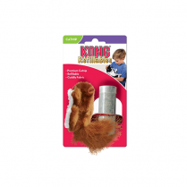 KONG® REFILLABLES SQUIRREL CAT TOY