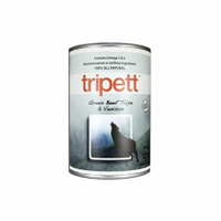 PETKIND® GREEN BEEF TRIPE WITH VENISON WET DOG FOOD 13.2 OZ