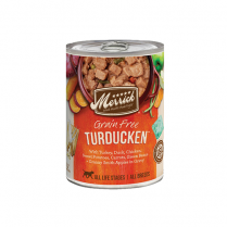 MERRICK® GRAIN FREE TURDUCKEN™ IN GRAVY WET DOG FOOD 12.7 OZ