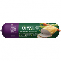 FRESH PET® VITAL® BALANCED NUTRITION TURKEY FRESH DOG FOOD 2.72 KG