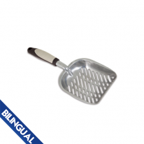 PETMATE® METAL LITTER SCOOP