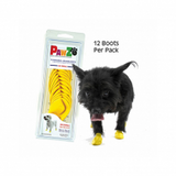PAWZ® RUBBER DOG BOOTS XXSM