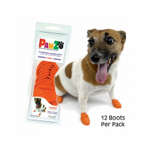 PAWZ® RUBBER DOG BOOTS XSM