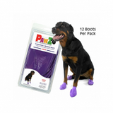 PAWZ® RUBBER DOG BOOTS LARGE