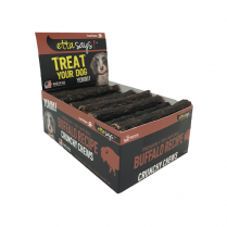 ETTA SAYS!® PREMIUM CRUNCHY BUFFALO CHEWS 4.5