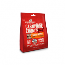 STELLA & CHEWY'S® CARNIVORE CRUNCH GRASS-FED BEEF DOG TREATS 3.25 OZ
