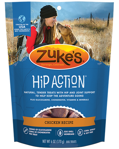 Zukes Hip Action Chicken