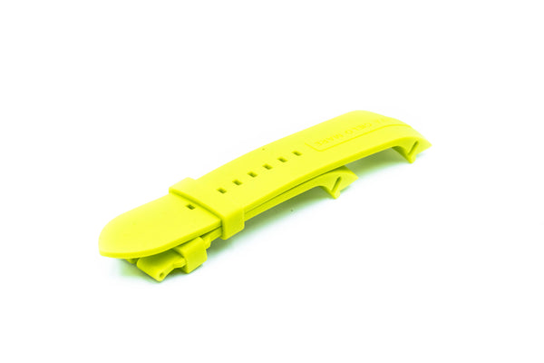 Yellow polyurethane strap (only for Artiglio)