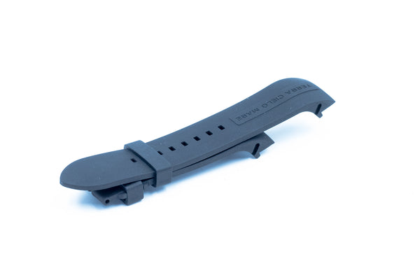 Black polyurethane strap (for Artiglio only)